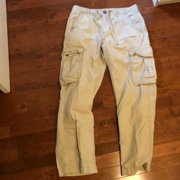 Menu0027s Gap Cargo Pants 30 x 30